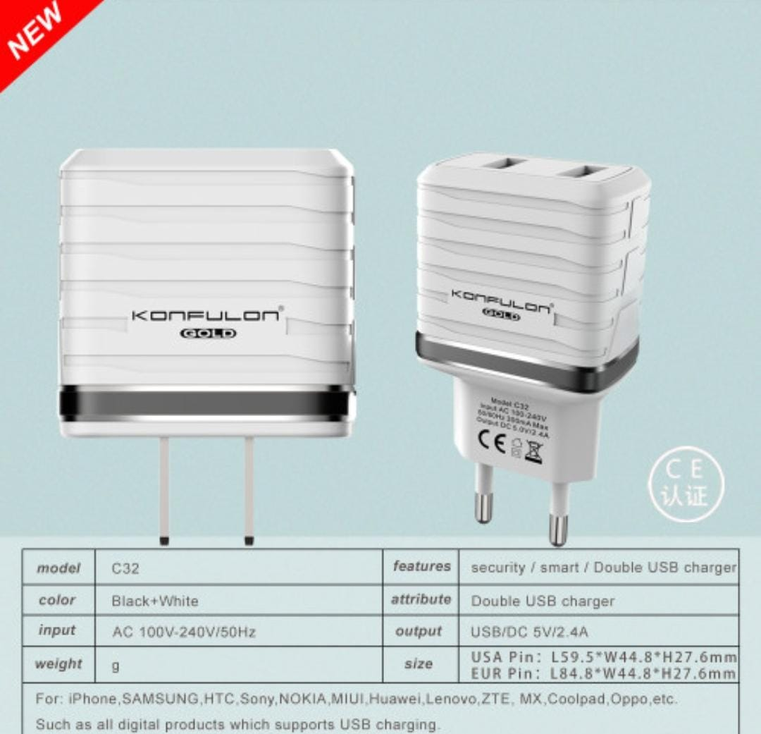 CHARGEUR KFL C32 TYPE C